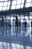самомоднейшее architectur нутряное Стоковые Фото
