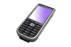 самомоднейшее smartphone фото Стоковая Фотография RF