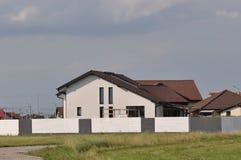 Самомоднейшие дома стоковое изображение rf