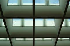 самомоднейшие окна Стоковое Изображение RF
