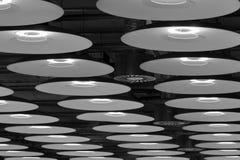 Самомоднейшие светильники Стоковое Фото