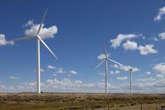 самомоднейший ветер турбины Стоковое фото RF