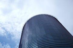 Самомоднейший деловый центр Стоковая Фотография