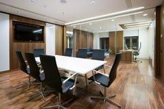 Самомоднейший интерьер офиса Стоковая Фотография