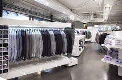 самомоднейший магазин Стоковые Фотографии RF