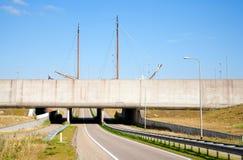 Самомоднейший мост-водовод Стоковые Изображения RF