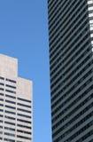 самомоднейший небоскреб офисов стоковое изображение