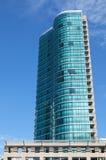 самомоднейший небоскреб Стоковая Фотография