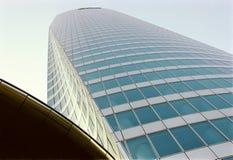 самомоднейший небоскреб Стоковое Фото