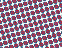 самомоднейший орнамент безшовный Стоковое фото RF