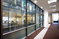 самомоднейший офис Стоковая Фотография RF