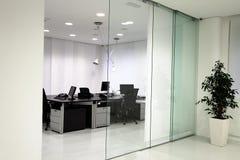 самомоднейший офис Стоковые Фото