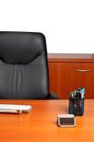 самомоднейший офис Стоковые Фотографии RF