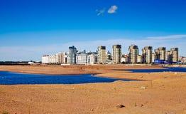 Самомоднейший Санкт-Петербург, Россия Стоковое фото RF