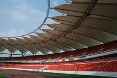 самомоднейший стадион Стоковые Фото