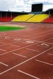 самомоднейший стадион Стоковая Фотография RF