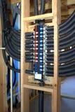 Самомоднейший трубопровод Стоковые Фотографии RF