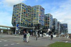 Самомоднейший Leiden Стоковое Изображение RF