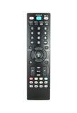 Самомоднейший remote tv Стоковая Фотография RF