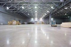 самомоднейший storehouse Стоковые Фотографии RF