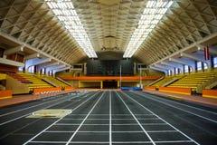 Самомоднейшая арена спортов Стоковые Фотографии RF