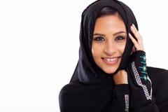 Арабськая красотка Стоковые Фотографии RF