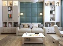 Самомоднейшая комната детей Стоковые Изображения RF