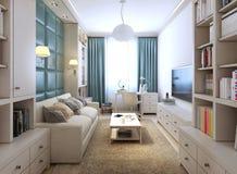 Самомоднейшая комната детей Стоковое Фото