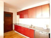 Самомоднейшая кухня   Стоковая Фотография RF