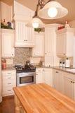 Самомоднейшая кухня Стоковое Фото