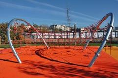 Самомоднейшая спортивная площадка малышей Стоковые Фотографии RF
