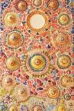самомоднейшая стена картины Стоковое Фото