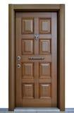самомоднейшее двери переднее стоковая фотография