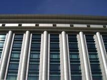 Самомоднейшее здание Стоковые Фотографии RF
