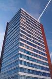 Самомоднейшее здание Стоковые Изображения