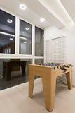 самомоднейшее квартиры нутряное Стоковая Фотография RF