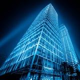 Самомоднейшее офисное здание Стоковая Фотография