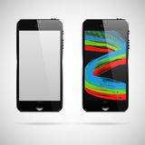 самомоднейшее smartphone Стоковая Фотография