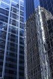Самомоднейшие здания Стоковые Фото