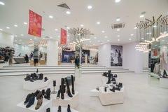 самомоднейший магазин стоковое изображение rf