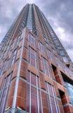 самомоднейший небоскреб Стоковое Изображение