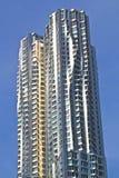 самомоднейший небоскреб Стоковые Изображения