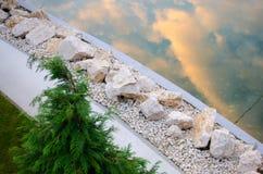 самомоднейший парк Стоковые Фотографии RF
