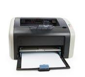 самомоднейший принтер Стоковые Изображения