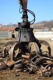 Самосхват корки для металлолома стоковая фотография
