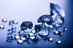 самоцвет диаманта Стоковое Изображение