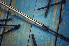 Само-выстукивая винты Стоковая Фотография RF