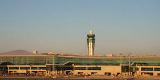 Самолеты на ICN международного аэропорта Инчхона в Сеуле, Южной Корее Стоковые Фото