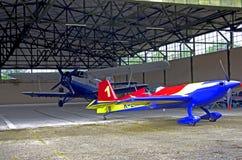 Самолеты Стоковые Фотографии RF