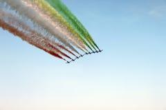 Самолеты Стоковая Фотография RF